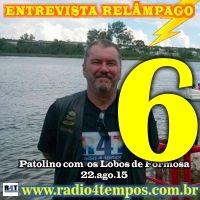 Rádio 4 Tempos - Entrevista Relâmpago 17