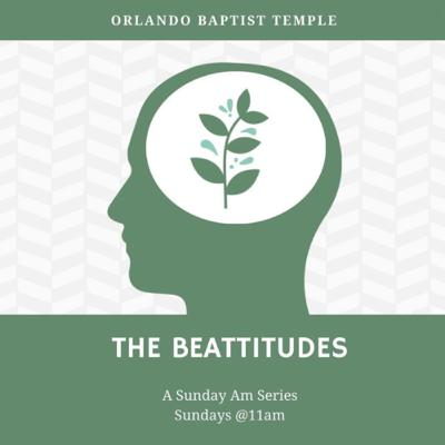 Beatitudes: They That Mourn