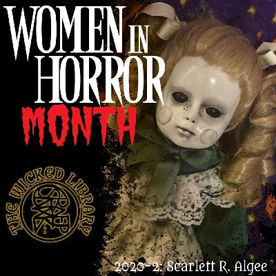 "TWL WIHM 2020-2: ""A Dark Adapted Eye"" Six Tales by Scarlett R. Algee"