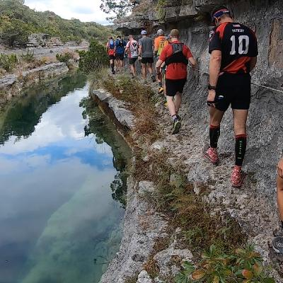 Band Of Runners and the Small's Sideyard Ultra Coverage