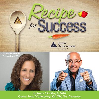 Recipe for Success with Guest Steve Nudelberg, Part 2