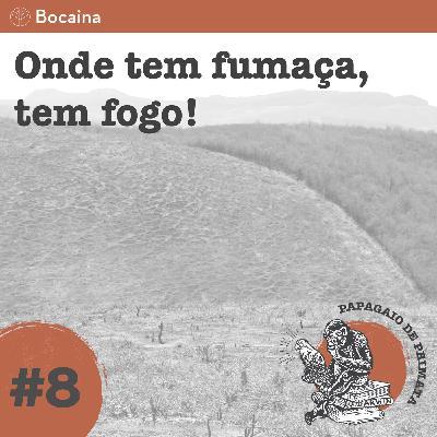 #8 - Onde tem fogo, tem fumaça