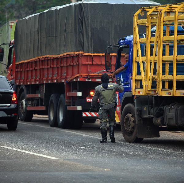 Governo do Estado restringe tráfego de caminhões na BR-316 durante obras de requalificação da rodovia