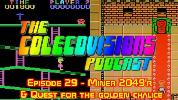 The ColecoVisions Podcast   Listen Free on Castbox