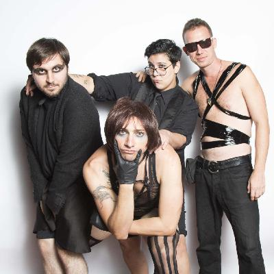 Deeper Than Music Interviews goth synth rock group The FMs