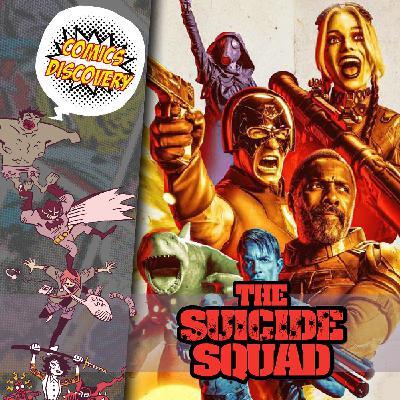 ComicsDiscovery S05Bonus : The Suicide Squad