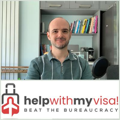 Business Design and Innovation - Gareth Richards - Founder Help With My Visa!