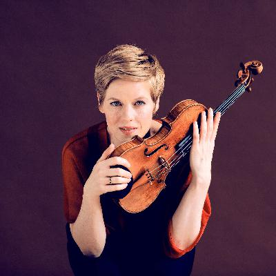 Isabelle Faust spielt Robert Schumanns Violin-Phantasie op. 131