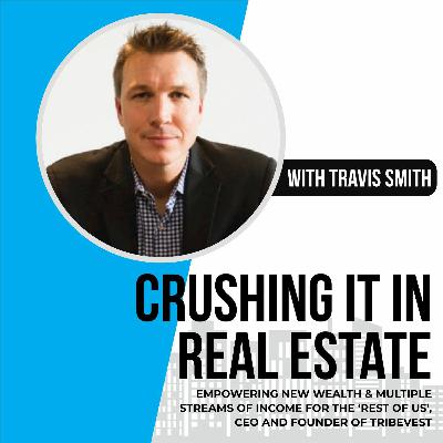 49. Travis Smith, CEO and Founder of Tribevest!
