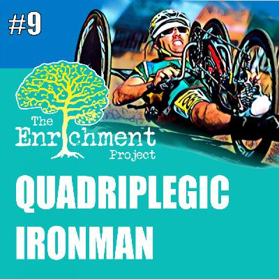 The Quadriplegic Ironman | Pieter Du Preez