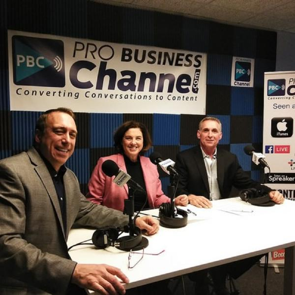The Business of Behavior in Today's Cognitive Environment on Rich Hart Show