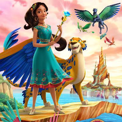 Elena of Avalor Story