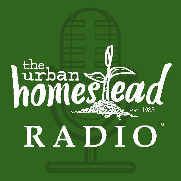 Urban Homestead Radio Episode 64: Summertime Garden & Upcoming Plans