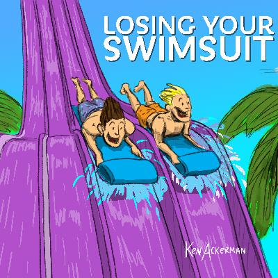 871 - Losing Your Swimsuit