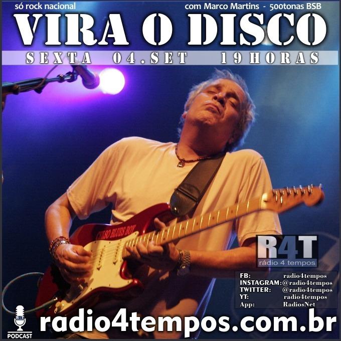 Rádio 4 Tempos - Vira o Disco 75:Rádio 4 Tempos