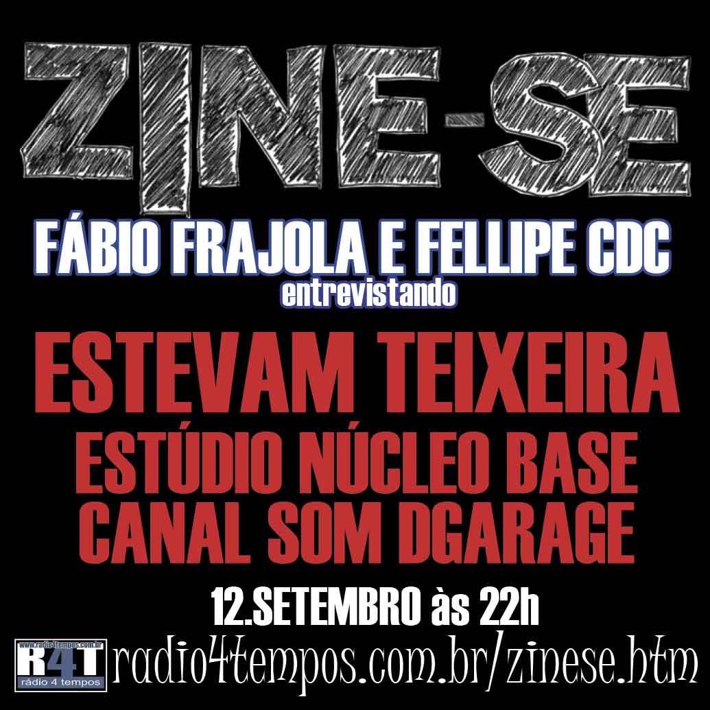 Rádio 4 Tempos - Zine-se 106