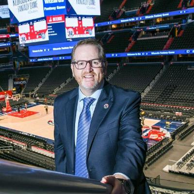 Monumental Sports President (Wizards & Capitals) – Jim Van Stone