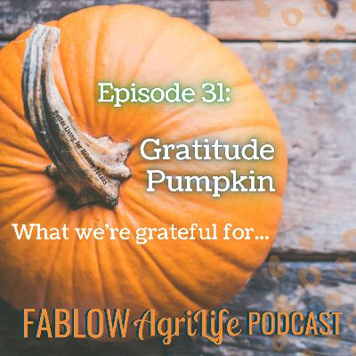 Gratitude Pumpkin - Episode 31