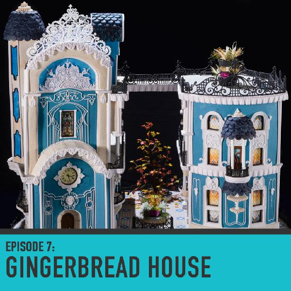 The National Gingerbread House Competition - Episode 007
