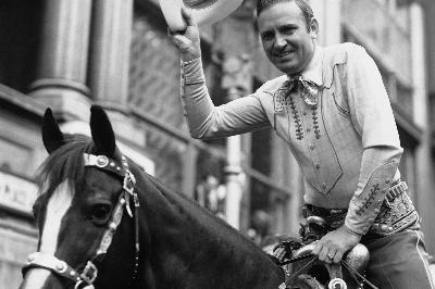 Christmas Cowboys and Anniversaries