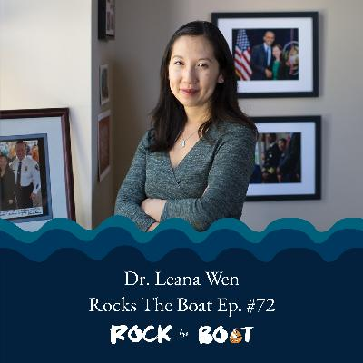 72 | Former Health Commissioner of Baltimore: Dr. Leana Wen