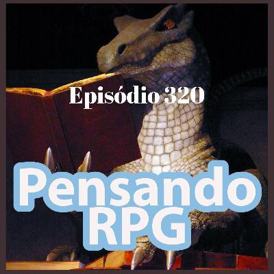#320 - A terrível vida de um grupo de RPG: Salas de Masmorra!