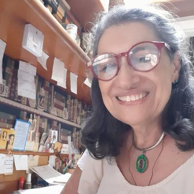 Ieda de Oliveira convida Eliana Yunes