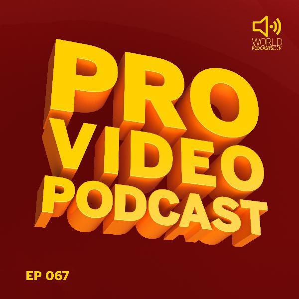 Pro Video Podcast 50: Phil Roberts  Design, 3D, Retouching