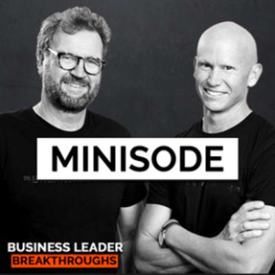 MINISODE EP 3 - How to have a boringly predictably profitable business