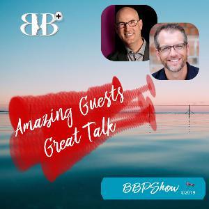 Stan Phelps and David Rendall Talk Pink Goldfish