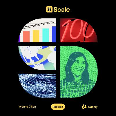 Scale: From marketplace to SaaS business: How Udemy acquired 80% of the Fortune 100