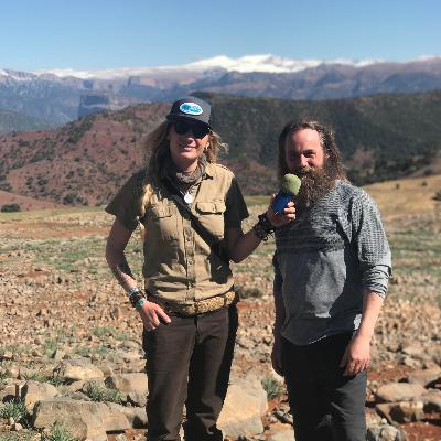 Bush Crafting and Subsistance Hunting with a Mountain Man in Morocco