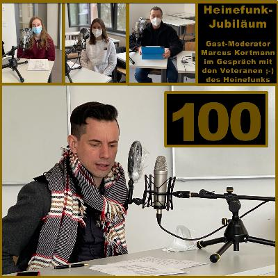 Heinefunk-Jubiläum: 100