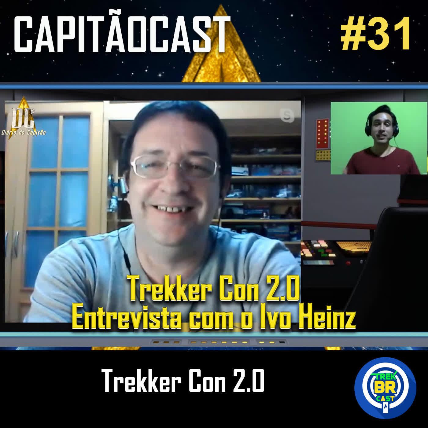 Entrevista com Ivo Heinz  - Diário do Capitão S06EP143
