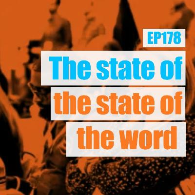 The state of the state of the word