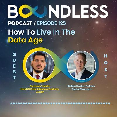 EP125: Stylianos Taxidis, Head of Data Science & Products at CDP: How to live in the data age