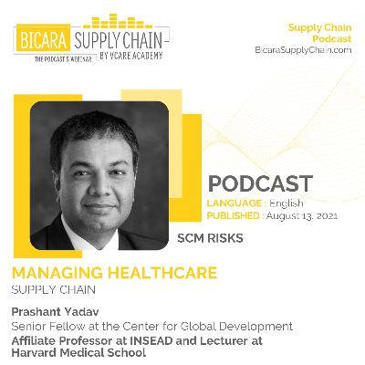 142. Managing healthcare supply chain