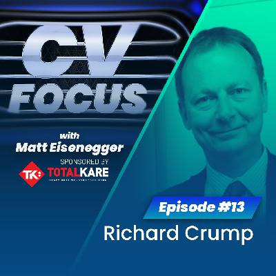 13: CV Focus episode 13 - Richard Crump