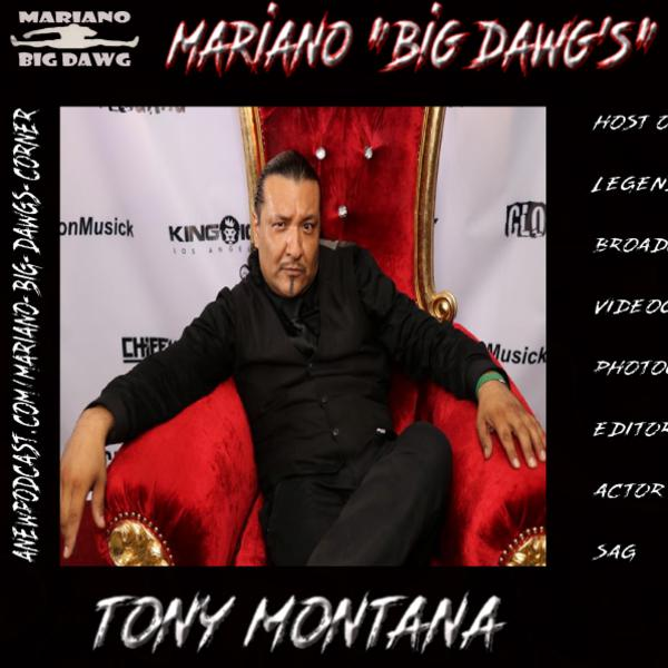 Exclusive Interview with Tony Montana