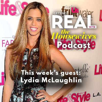 Lydia McLaughlin Reveals 'RHOC' Secrets: 'Drunkest' Housewife