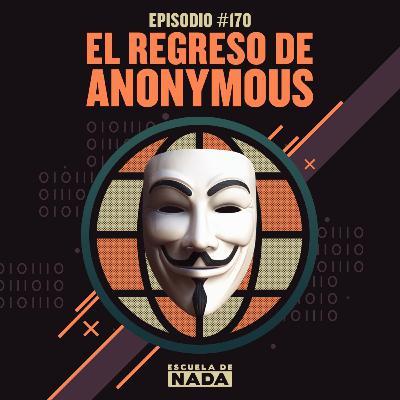 EP #170 - El regreso de Anonymous, las protestas y Jeffrey Epstein: Filthy Rich