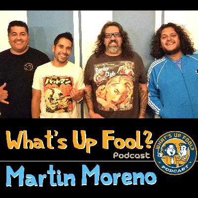 Ep 263 - Martin Moreno