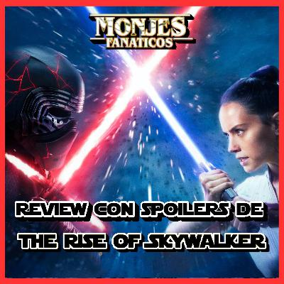 141. Episodio IX El Ascenso de Skywalker - Review Con SPOILERS 😎