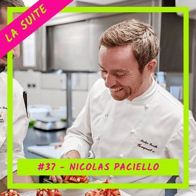#37 - Nicolas Paciello: Le chef pâtissier va ouvrir sa boutique multi-sensorielle