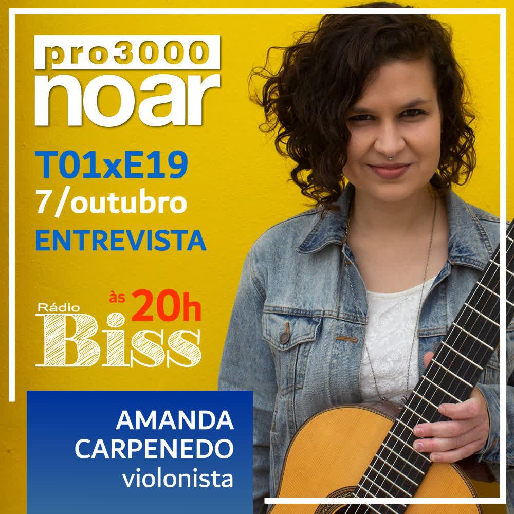 Pro3000 no Ar - T01xE19 - Mafalda e Amanda Carpenedo