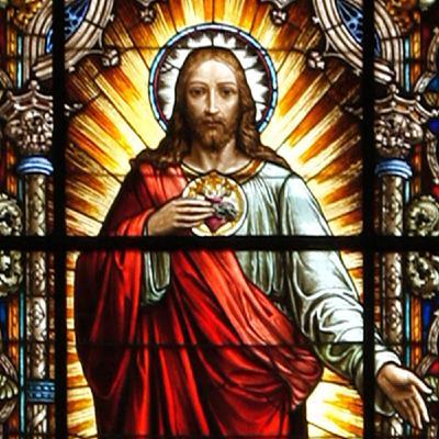 The Sacred Heart I