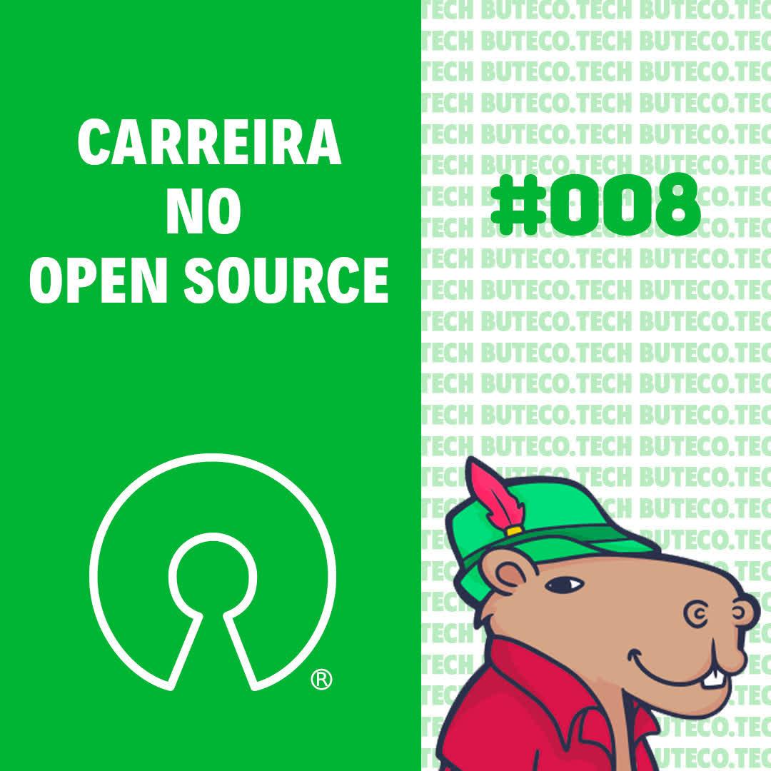 Carreira no Software de código aberto