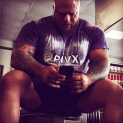 PIVXSports-19-02: A Peek Into Luke Fullbrook's Workout