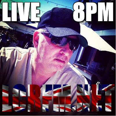 LCRFM : The London Calling Radio Show... Listen...NJOY... Live from LONDON ...... It's that time of the WEEK ...