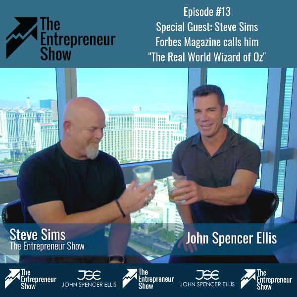 """Forbes Magazine calls him """"The Real World Wizard of Oz"""" 